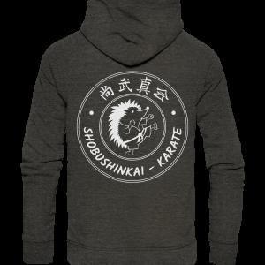 Shobushinkai Blackout – Organic Basic Hoodie