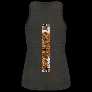 Shobushinkai Blossom – Ladies Organic Tank-Top
