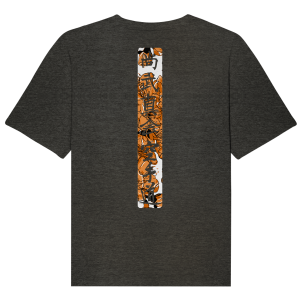 Shobushinkai Blossom – Organic Relaxed Shirt